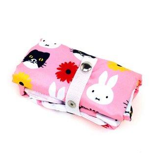 店内セール開催中!10%オフ対象商品ミッフィー ミッフィーアンドキャット エコバッグバルーン(PK) エコバック 買い物袋  ピンク グッズ