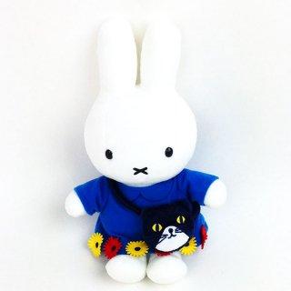 店内セール開催中!10%オフ対象商品miffy ミッフィー miffy and cat ぬいぐるみ S グッズ