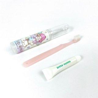 会員様限定50%OFF対象商品! 筒型歯ブラシセット ユニコーン LTS (MCD)