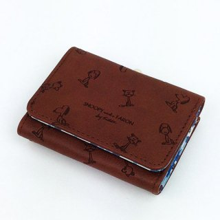 店内セール開催中!10%オフ対象商品スヌーピーファーロンSN コンパクト財布 財布 コインケース グッズ  (MCOR)
