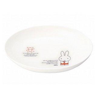 店内セール開催中!10%オフ対象商品ミッフィー カレー & パスタ皿 (お皿/プレート) ミッフィーレッド シンプル キッチン用品
