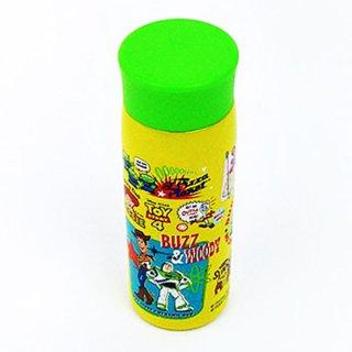 店内セール開催中!10%オフ対象商品ディズニー トイストーリー マグボトル 保温 保冷 水筒 ウッディ バズ 容量:約350ml グッズ