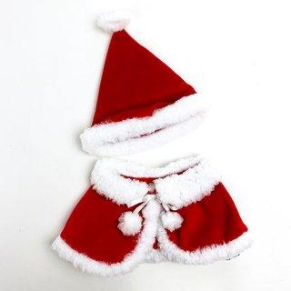 プラッシュコスチューマー サンタ ぬいぐるみ 着せ替え 着ぐるみ コスチューム M グッズ