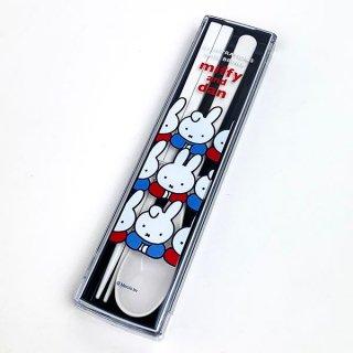店内セール開催中!10%オフ対象商品ミッフィー 箸・スプーンセット グッズ