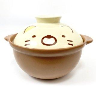 すみっコぐらし ねこ 土鍋 鍋 キッチン用品 和食器 グッズ