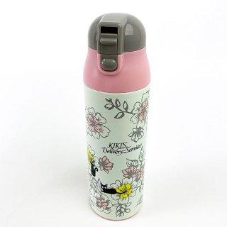 魔女の宅急便 ジジ ワンプッシュステンレスマグボトル 水筒 グッズ 500ml