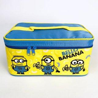 ミニオンズ 保冷バッグ付き行楽ランチセット ミニオンズ ランチバッグ お弁当箱 ランチボックス すみっこぐらし ランチ 黄色 グッズ