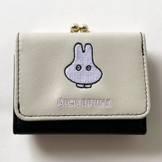 <img class='new_mark_img1' src='https://img.shop-pro.jp/img/new/icons15.gif' style='border:none;display:inline;margin:0px;padding:0px;width:auto;' />miffy おばけ コンパクト財布 GY おばけミッフィー 財布 ミニ財布 グッズ グレー  (MCOR)