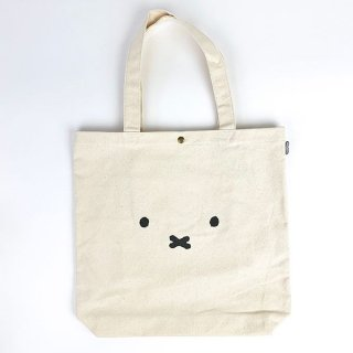 <img class='new_mark_img1' src='https://img.shop-pro.jp/img/new/icons15.gif' style='border:none;display:inline;margin:0px;padding:0px;width:auto;' />miffy ミッフィー トートバッグ フェイスナチュラル バッグ トート グッズ