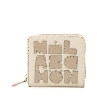 ロゴパッチ 財布 MSK120