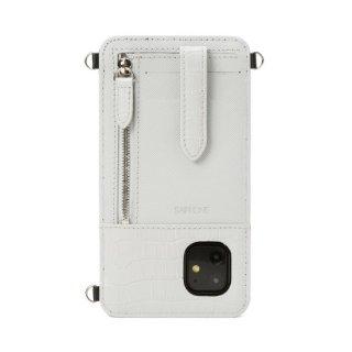 ハンズフリー・コンビ iPhone11pro対応スマホケース ELP510