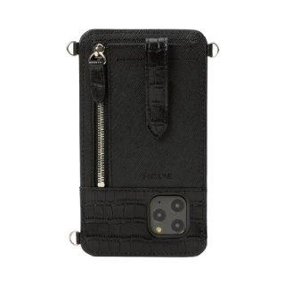 ハンズフリー・コンビ iPhone11対応スマホケース ELP511