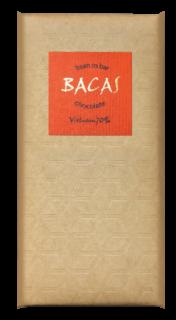 ベトナム70% ビーントゥーバーチョコレート/板チョコ 50g