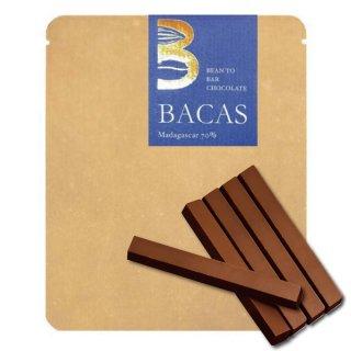 マダガスカル70%/スティックタイプ 5本 ビーントゥーバーチョコレート