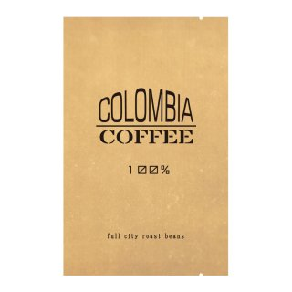COLOMBIA COFFEE 100%/コロンビア・スプレモ【中深煎り】