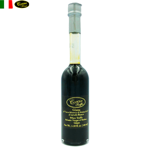 coccia「コッチャ」White Truffle flavored balsamic Glaze P.G.I. from Modena 100ml
