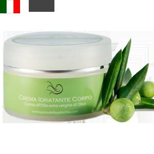 Passo della Palomba | パッソデッラパロンバ(イタリア):エクストラバージンオリーブオイル配合の保湿ボディクリーム