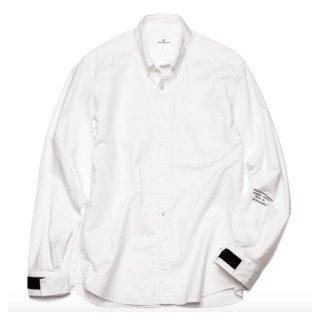 【uniform experiment】VELCRO CUFF B.D SHIRT