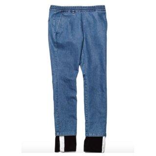 【uniform experiment】HEM ZIP LAYERED PANT