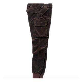 【sophnet.】SLIM FIT CORDUROY EASY CARGO RIB PANT