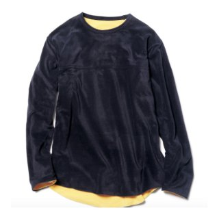【sophnet.】REVERSIBLE FLEECE TEE