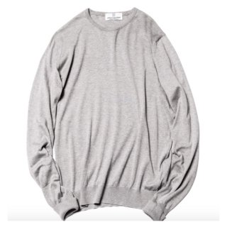 【uniform experiment】JOHN SMEDLEY CREW NECK KNIT