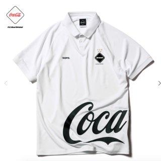 【F.C Real Bristol】COCA-COLA POLO
