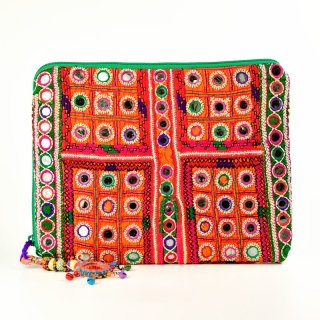Ethnic Embroidery Case