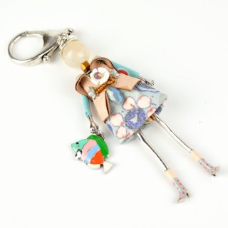French Doll Charm