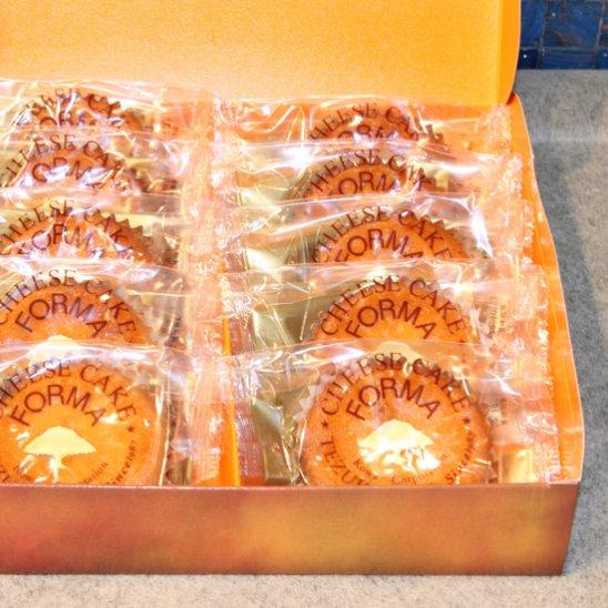 プチ・チーズケーキ メープルバター 10個入