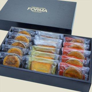 帝塚山チーズ菓子詰合せ 16個入