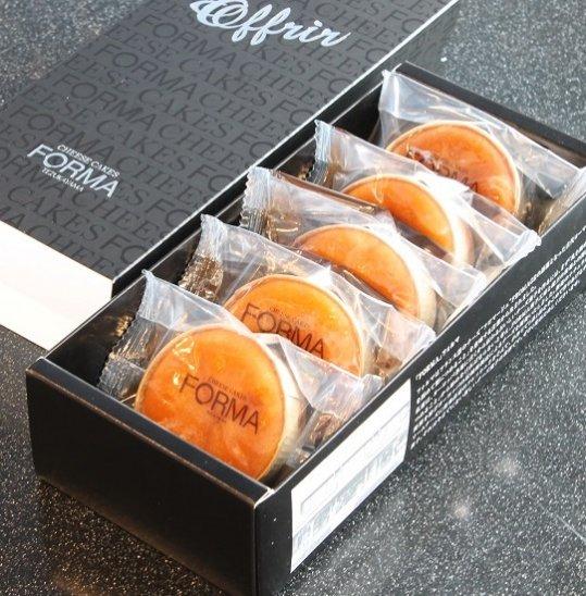 プチ・チーズケーキ プレーン  5個入