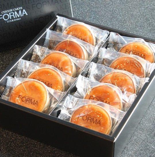 プチ・チーズケーキ プレーン  10個入