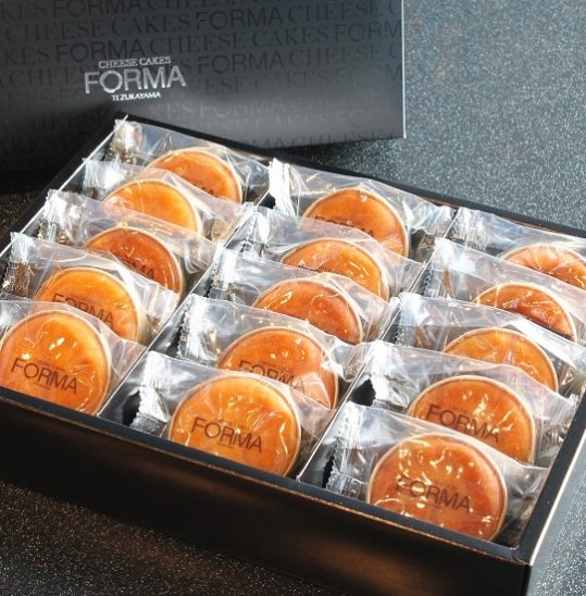 プチ・チーズケーキ プレーン  15個入