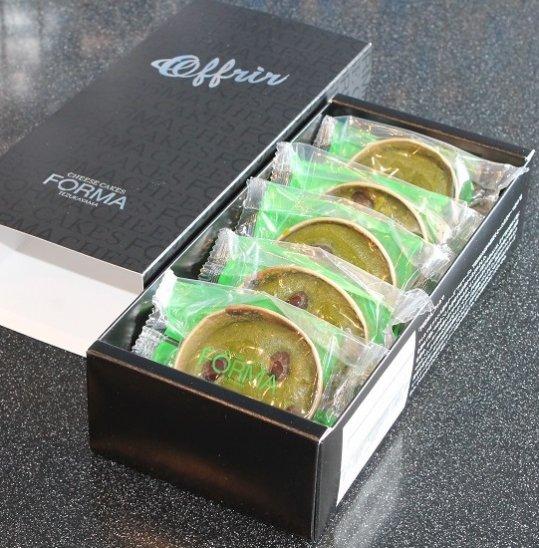 プチ・チーズケーキ 抹茶 5個入