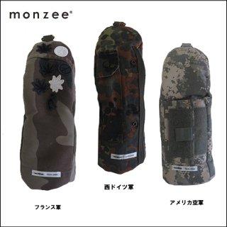 Monzee/モンジー ミリタリーヘッドカバー  フェアウェイウッド用 MH-000
