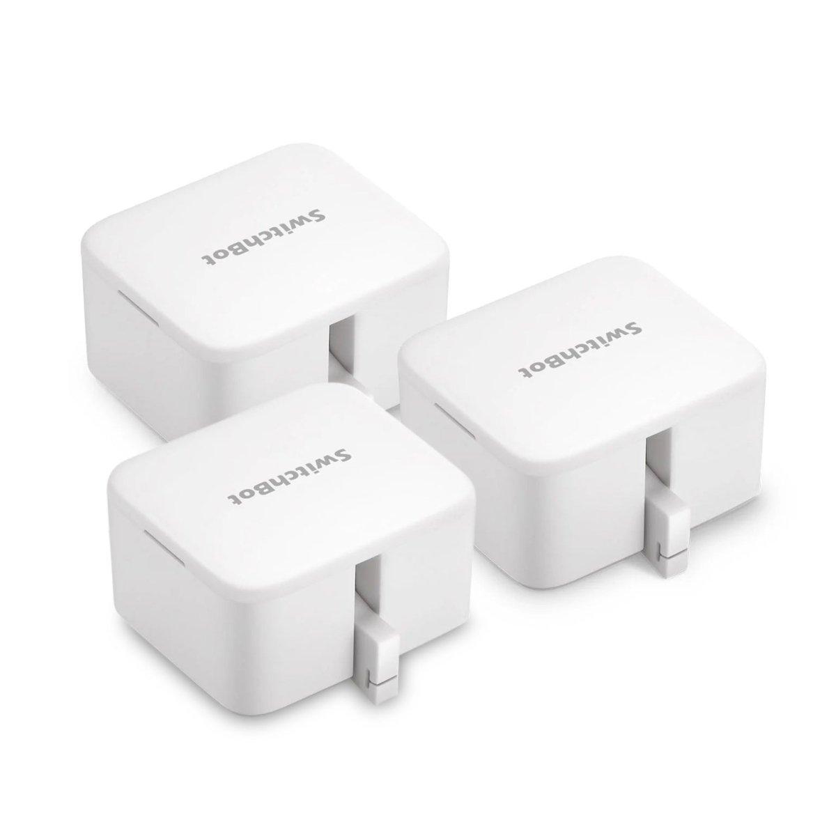 Switch Bot スイッチボット(ホワイト)3個セット