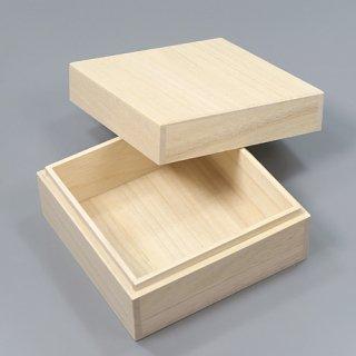 桐箱 正方形ホm W110D110H60