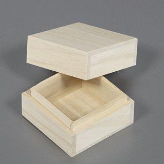 桐箱 正方形ホm W50D50H40