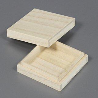 桐箱 正方形ホm W60D60H20
