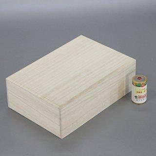 桐箱 長方形ホk W230D154H75