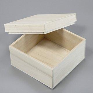 桐箱 正方形サm W140D140H90