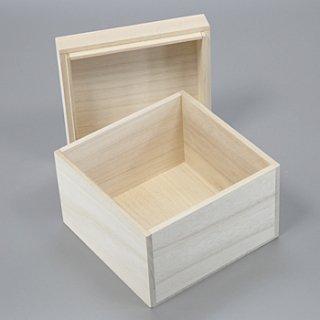 桐箱 正方形サm W140D140H110