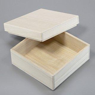 桐箱 正方形サm W140D140H70
