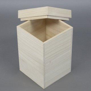 桐箱 正方形サm W100D100H180