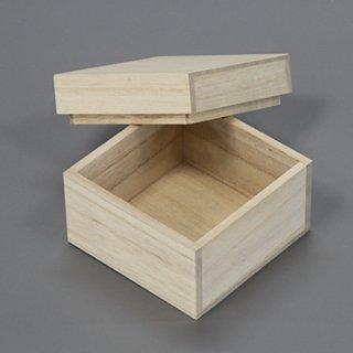 桐箱 正方形サm W90D90H70