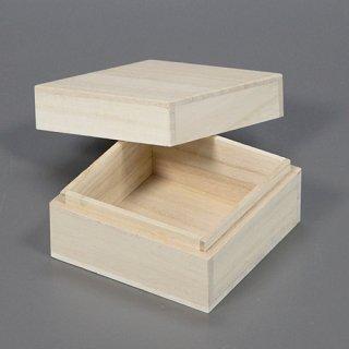 桐箱 正方形ホm W80D80H50