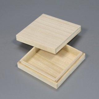 桐箱 正方形ホm W80D80H20