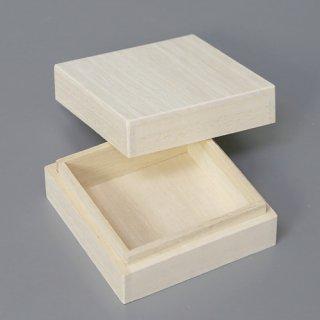 桐箱 正方形ホm W65D65H30