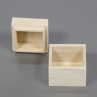 桐箱 正方形サm W50D50H50